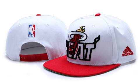 Miami Heat NBA Snapback Hat YS097